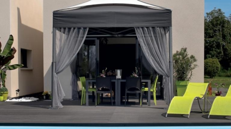 namiot ogrodowy