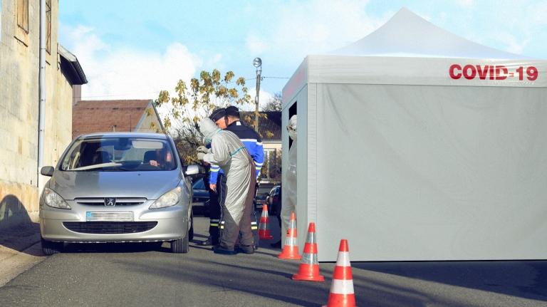 namioty vitabri drive-thru namiot medyczny v3 3x6m