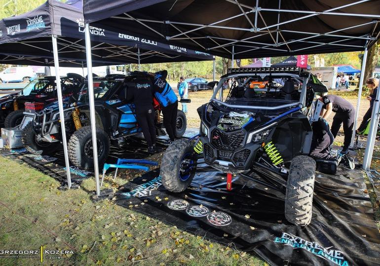namiot serwisowy vitabri v3 dla energyalndia rally team