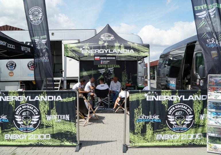 namioty vitabri v2 3x3m v3 3x45m dla enargylanadia rally team