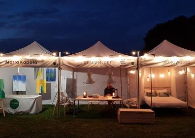 Namiot handlowy VITABRI V3 3x3m