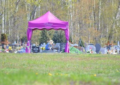 Namiot pogrzebowy V3 3x3m Aaron