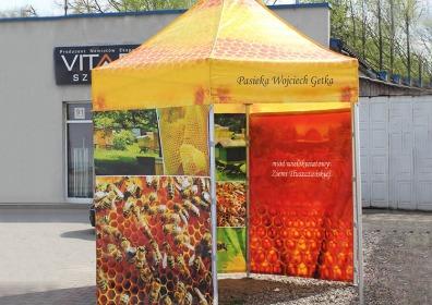 Namiot reklamowy VITABRI Hexa V3