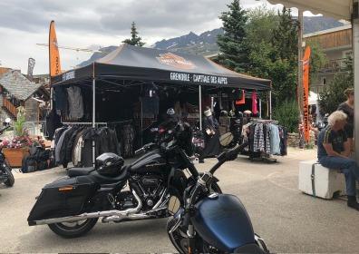 Namiot reklamowy VITABRI V3 3x6m Harley Davidson