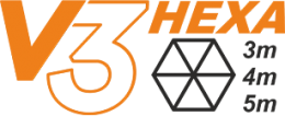 V3 HEXA