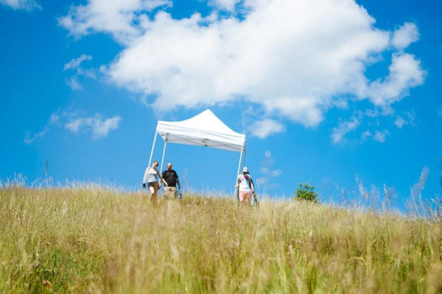 Namiot eventowy VITABRI Film