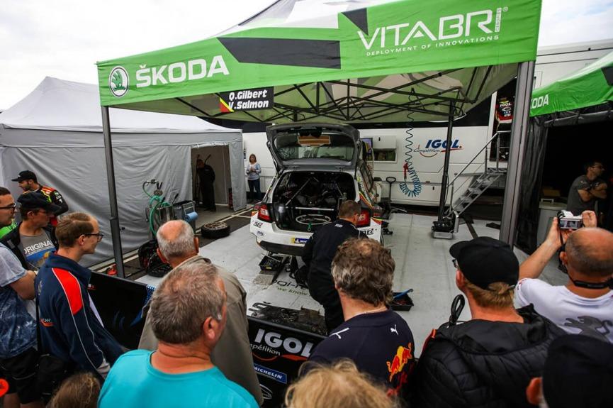 Namiot motoryzacja VITABRI Skoda