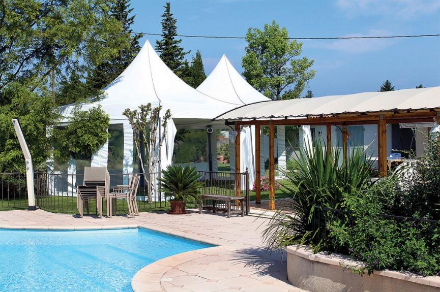 Namiot ogrodowy VITABRI basen