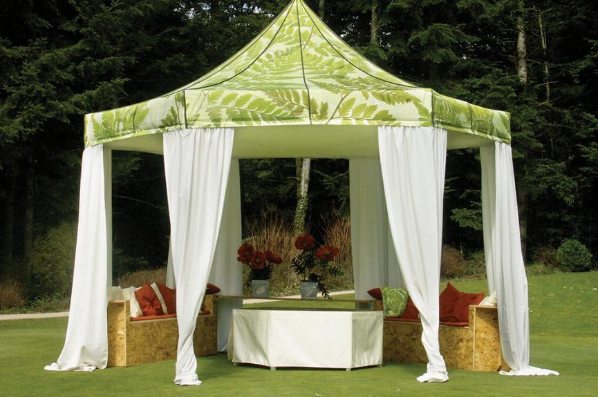Namiot ogrodowy VITABRI Hexa V3 Pro