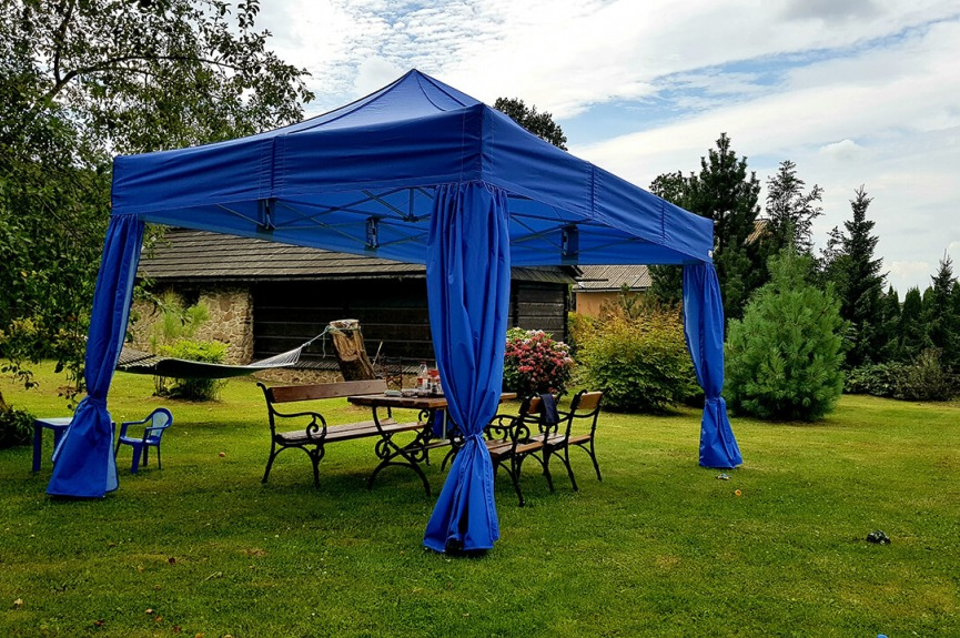 Namiot ogrodowy VITABRI V3 3x4,5m