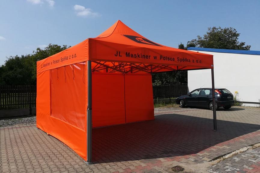 Namiot reklamowy VITABRI V2 5x5m maskiner