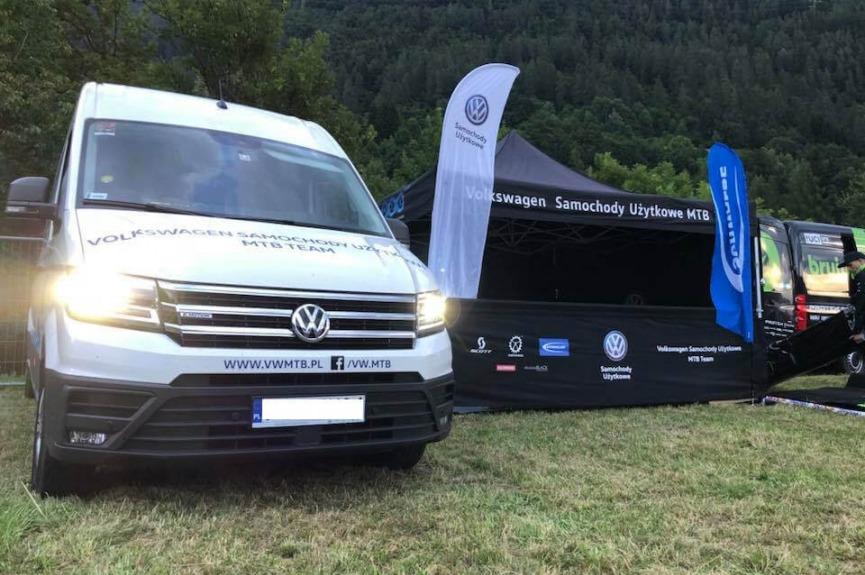 Namiot reklamowy VITABRI Volkswagen