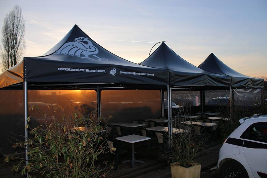 Namioty cateringowe VITABRI V3