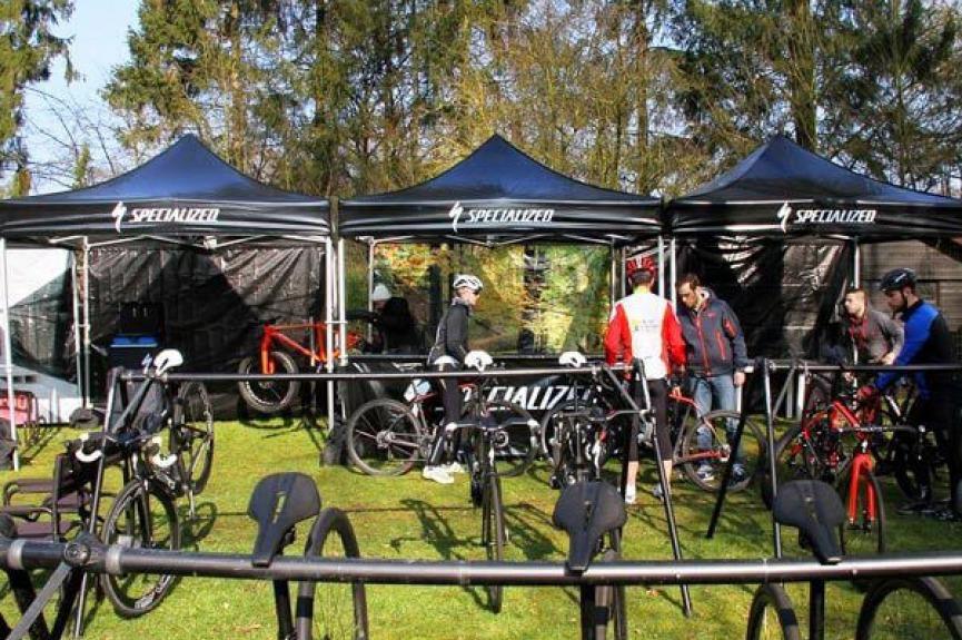 Namioty dla zespołów VITABRI