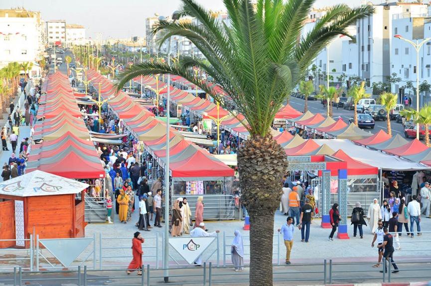 Namioty handlowe VITABRI V3 maroko