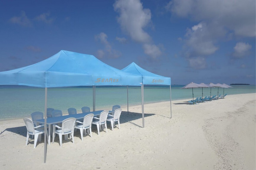 Namioty na plażę VITABRI