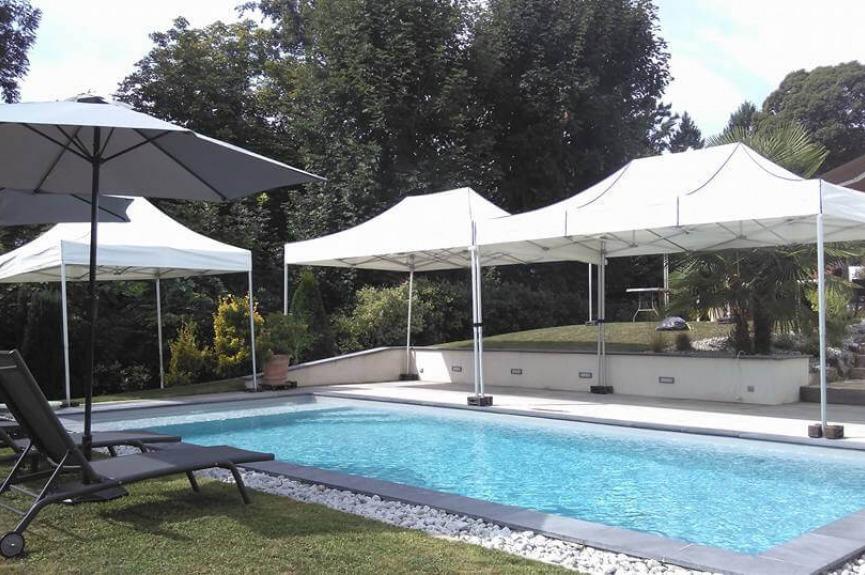 Namioty ogrodowe VITABRI V3 3x4,5m