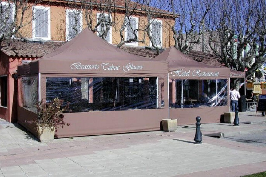 Namioty restauracyjne VITABRI V2