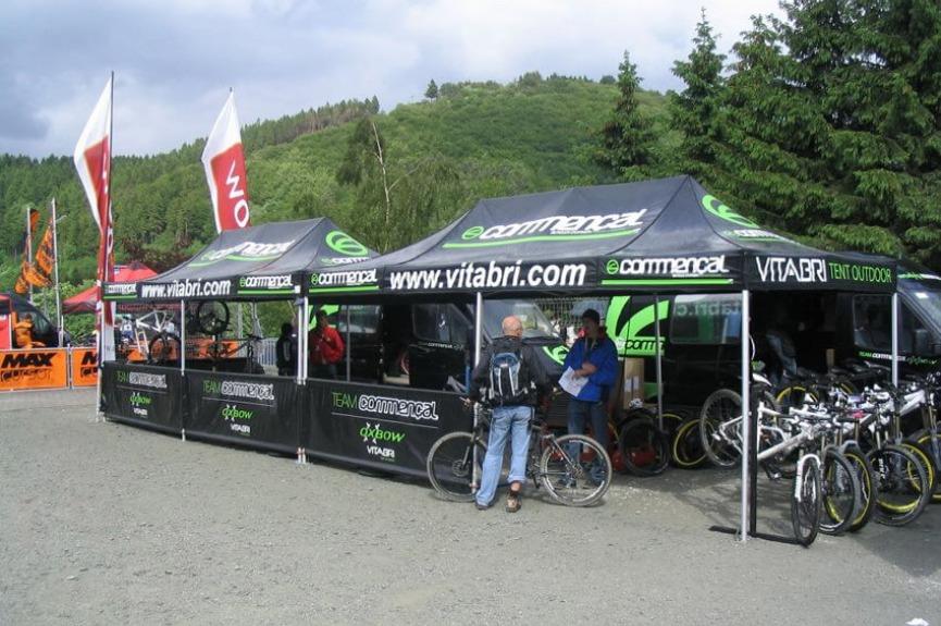 Namioty sport rowery VITABRI V3