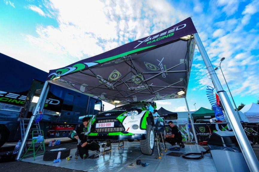 Producent namiotów rajdowych