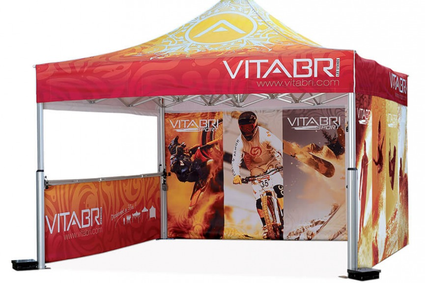 Producent namiotów reklamowych