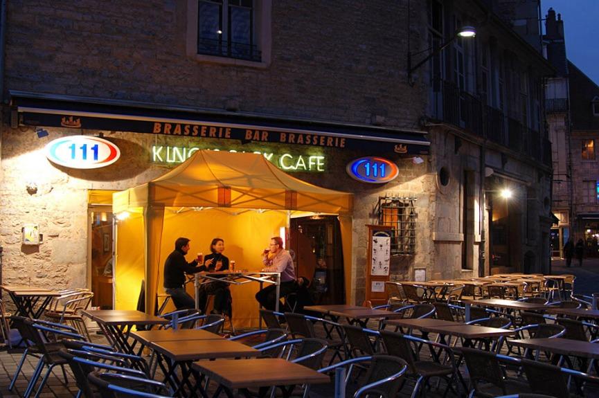 Zadaszenie restauracji VITABRI