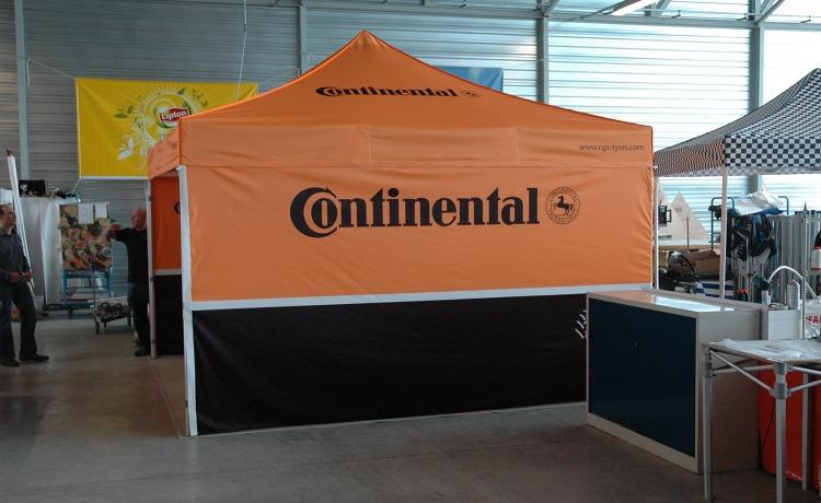 namiot handlowy VITABRI V2 5x5m Continental