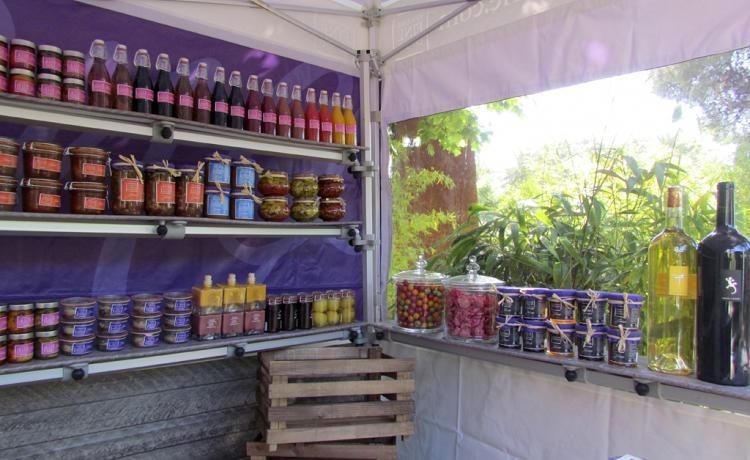 namiot handlowy wystawowy VITABRI V3 Nomad shop