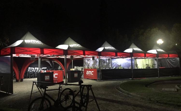 namiot promocyjny VITABRI V5 Bikes