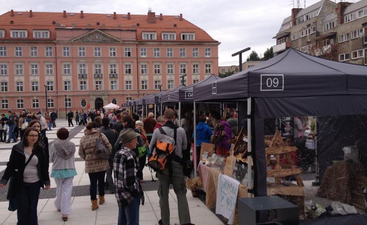 namioty dla urzedu miasta wrocław VITABRI V3 3x3m
