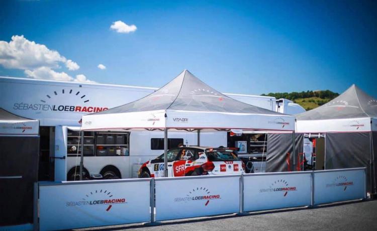 namiot rajdowy vitabri v2 5x5m motorsport sebastien loeb