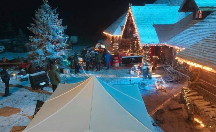 namioty dla filmowców VITABRI