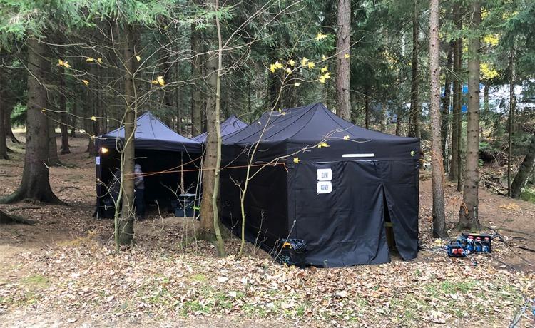 namioty dla reżyserów VITABRI