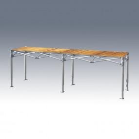 Stół 70x260