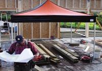 Namioty spawalnicze - sposoby użytkowania