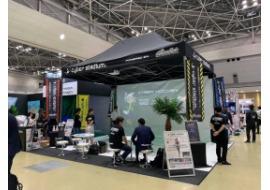 namioty reklamowe VITABRI V2 dla nowej generacji gier od Cyber Stadium
