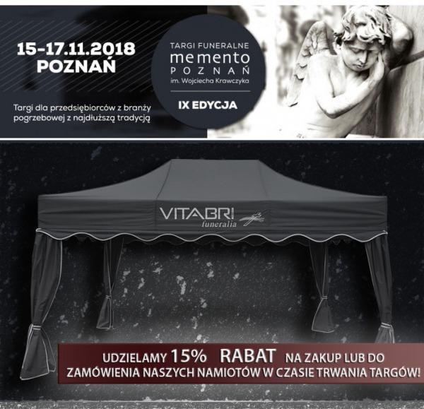 Targi Memento Poznań - Funeralia