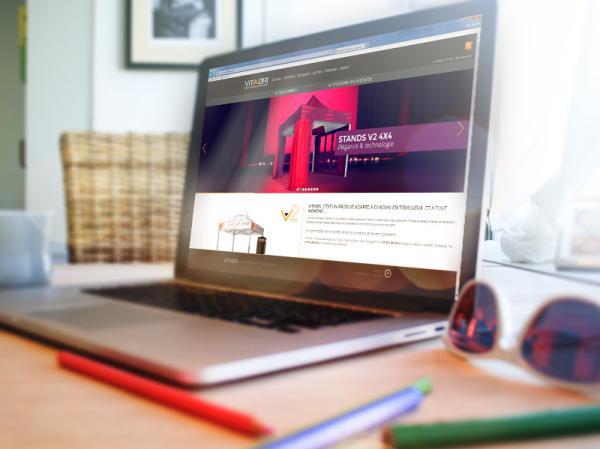 Nouveau site internet Vitabri