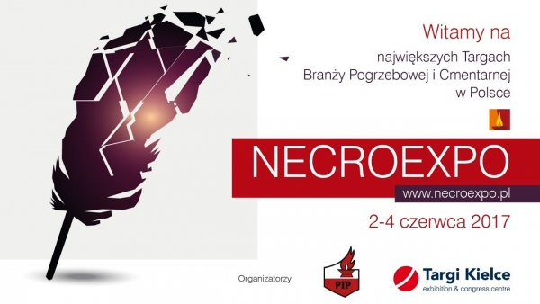 Targi Necro-expo Kielce czerwiec 2017