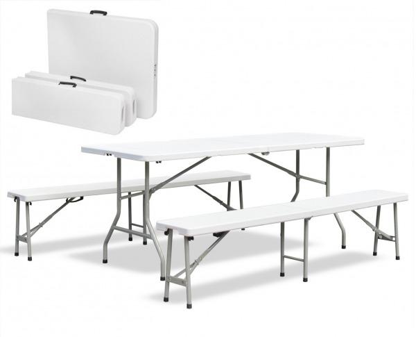 Stoły i ławy