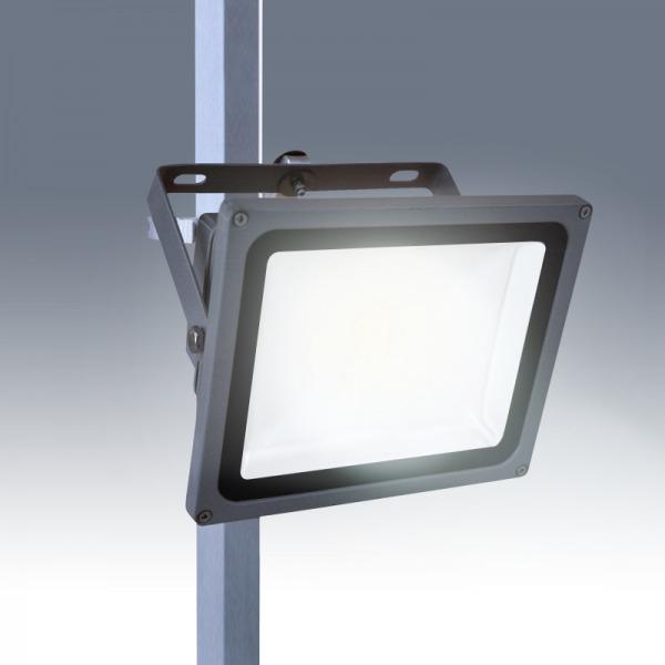 OŚWIETLENIE – LAMPA LED 50W z OBRĘCZĄ MOCUJĄCĄ